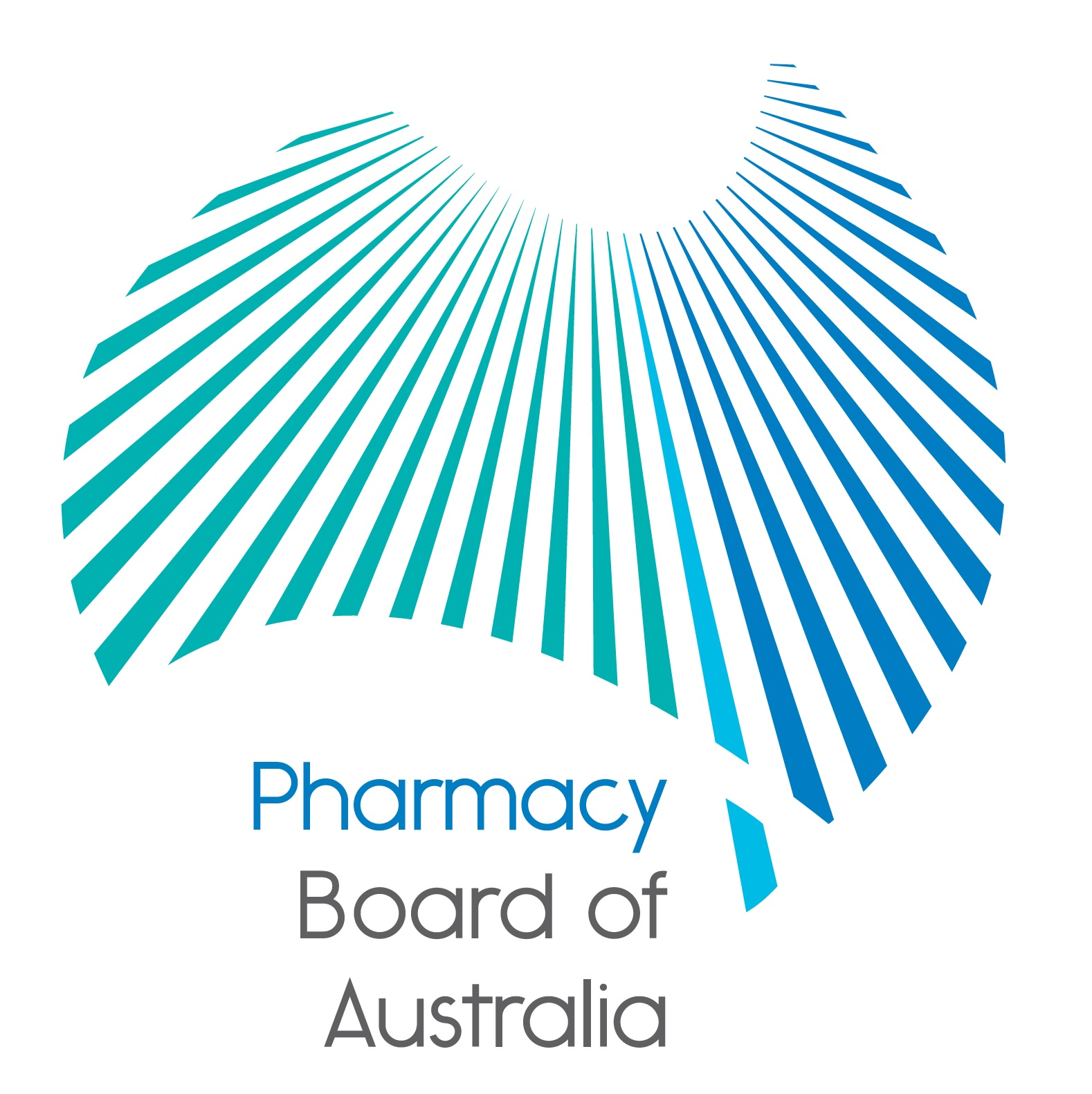 Pharmacy Board of Australia logo